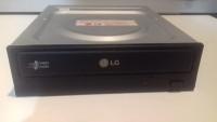 Leitor DVD-RW - LG GH22NS50 - Sata - Preto
