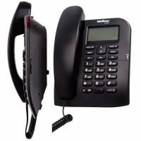 Telefone com Fio ID TC 60 ID Preto - Intelbrás