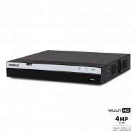 Gravador Intelbrás Stand Alone 16 Canais Multi-HD MHDX 3116 Sem HD