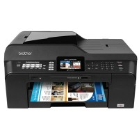 Impressora Brother Multifuncional MFC-J6510DW - Wifi/Fax/Copiadora/Scanner