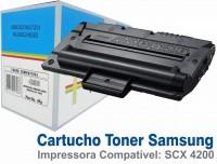 Cartucho compatível Samsung SCX 4200