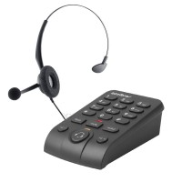 Telefone Headset HSB 50 com Tecla - Intelbrás