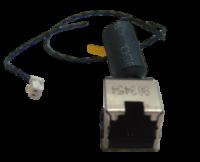 Conector e Cabo RJ 11 - Itautec Infoway W7630