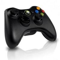 Controle Joystick Dual para PC e XBOX 360 Com Cabo de 2.5 Mts - XC-01