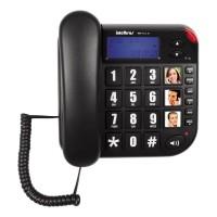 Telefone com Fio Tok Fácil ID - Intelbrás