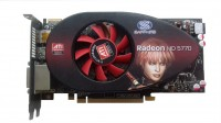 Placa Video Ati Radeon Hd 5770 1gb Ddr5 128-bit Pci-e