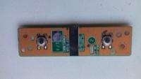 Placa Controladora dos Botões do Mouse - Itautec Infoway W7630