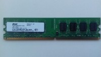 Memória Smart 1 GB - DDR 2 - PC2 5300U-555-12-E3 - 667 Mhz