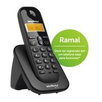 Telefone sem Fio TS 3111 Preto - Intelbrás