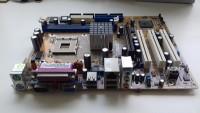 Mainboard Asus - Modelo P4V8X-MX - Socket PGA 478