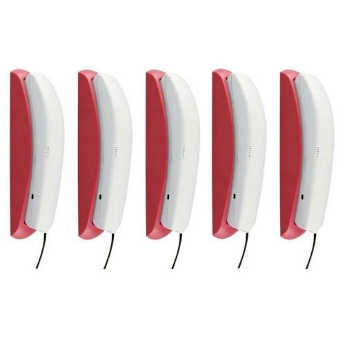Telefone com Fio Gondola TC 20 Rosa - Intelbrás