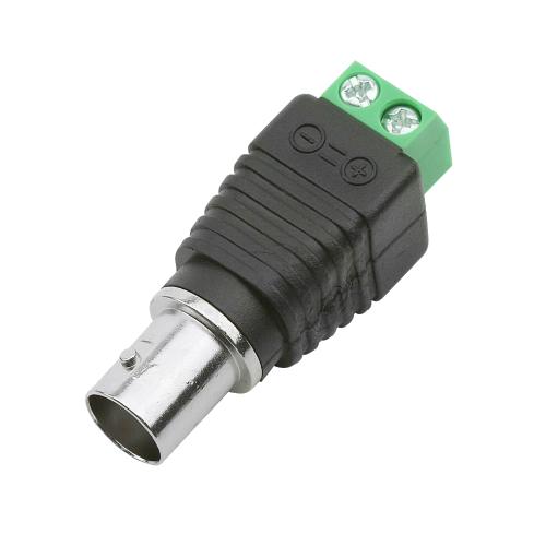 Conector BNC Fêmea com Borne FS 495