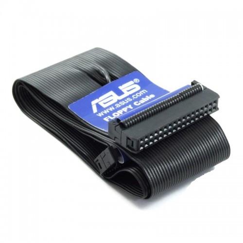 Flat Cable - Floppy 1.44 Mb - 34 Vias - Preto - Asus