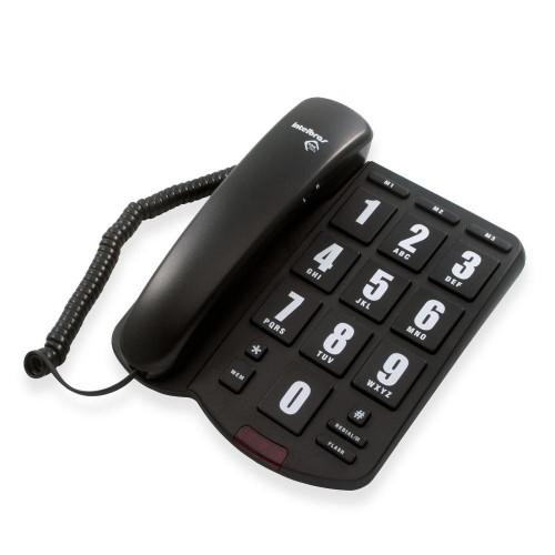 Telefone com Fio Tok Fácil - Intelbrás