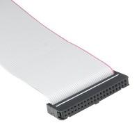 Flat Cable - IDE - 40 Vias - Cinza