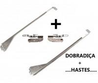 Dobradiças com Hastes - LD / LE - Dell Inspiron 1545