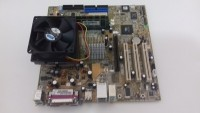 Kit AMD Athlon XP 2600 + 1 Gb Memória + Mainboard Asus + Cooler