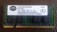 Memória HBS 2 Gb - DDR 2 - PC2 6400s-666-12-0B