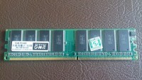Memória Memory One 1 Gb - DDR - PC 3200 - 400 Mhz - CL3