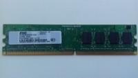 Memória Smart 512 MB - DDR 2 - PC2 5300U-555-12-ZZ - 667 Mhz